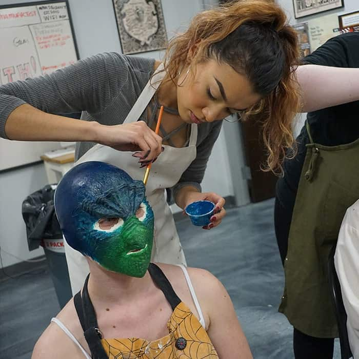 Best Special Effects Makeup School