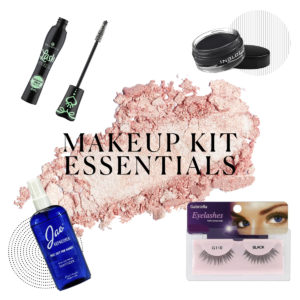 category boxes - makeup kit essentials