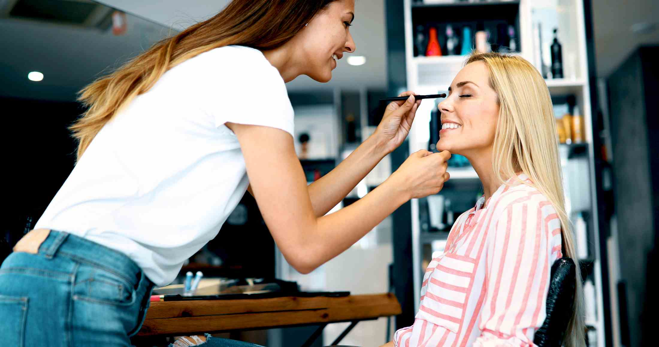 makeup artist career